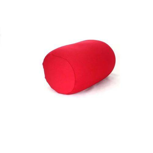 Rolinho Microperolas 30x18cm Vermelho