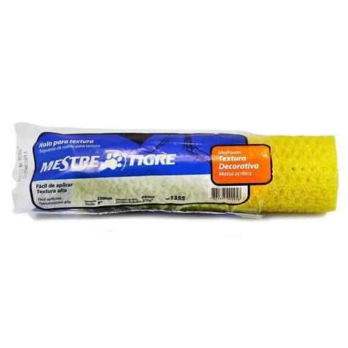 Rolo de Espuma para Textura Sem Cabo - 135523 - TIGRE