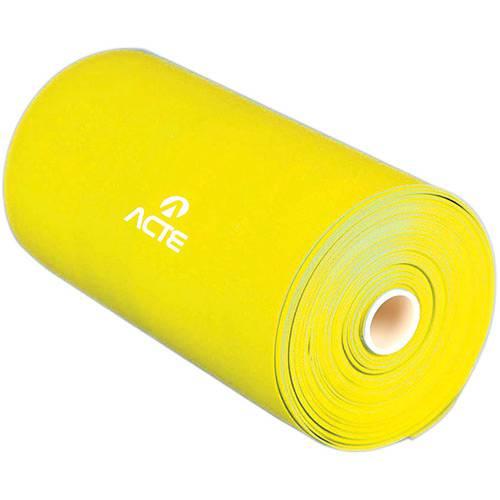 Rolo de Látex Band Acte Sports - Nível Fácil (25m C/ 0,35cm)