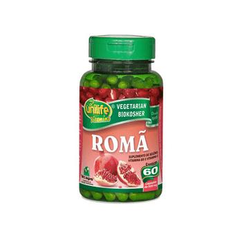 Romã 60 Cápsulas Unilife