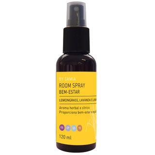 Room Spray Bem Estar By Samia 120ml