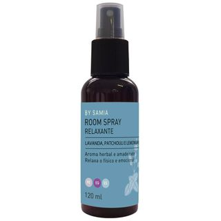 Room Spray Relaxante - By Samia 120ml