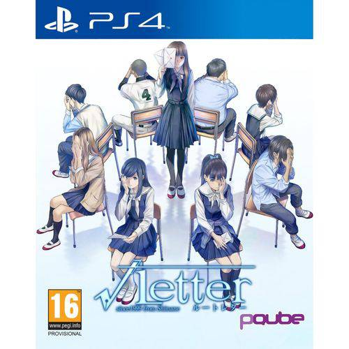 Root Letter - Ps4