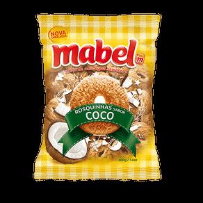Rosquinha Mabel Coco 400g