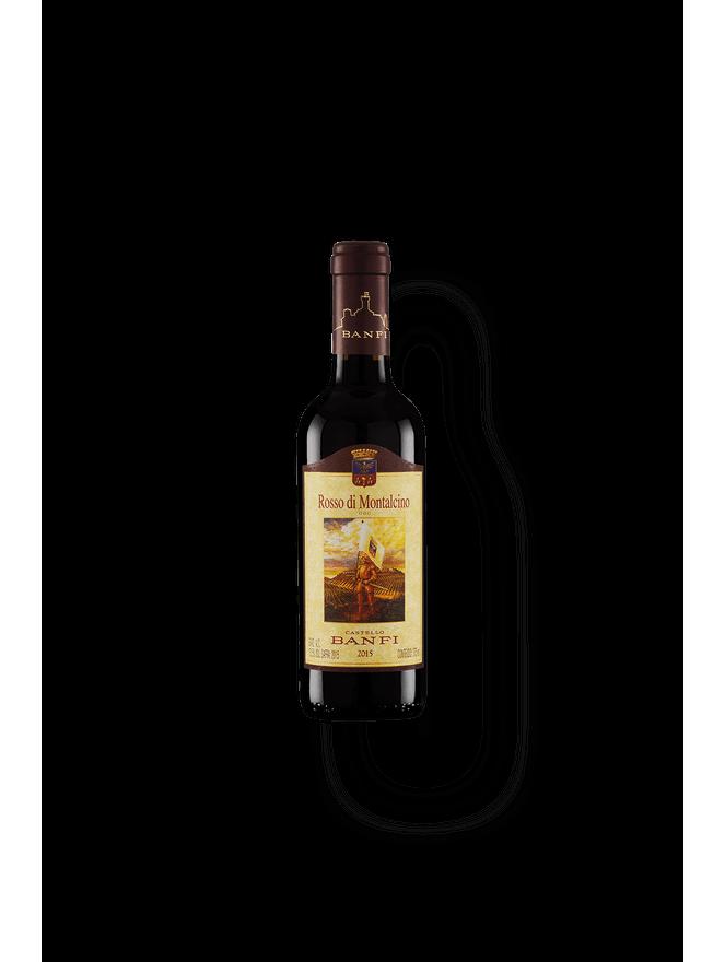 Rosso Di Montalcino DOC 2015 (375ml)