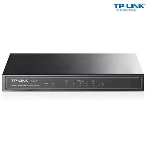 Roteador Banda Larga com Balanceamento de Carga TL-R470T+ - TP-Link