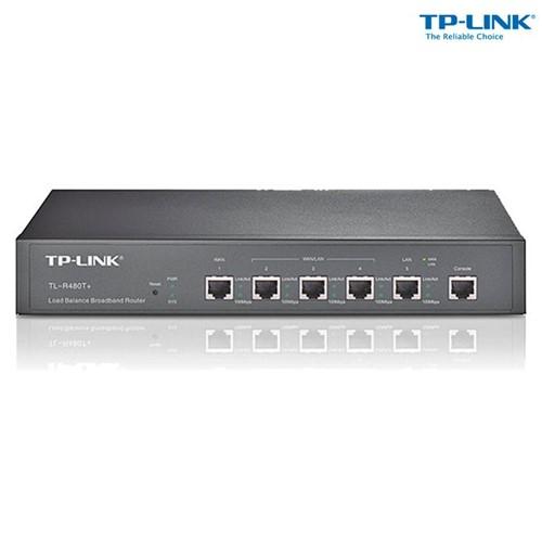 Roteador Banda Larga com Balanceamento de Carga TL-R480T+ - TP-Link