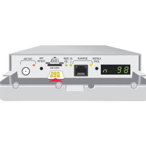 Roteador Externo Link 3g Elsys com Antena Pentaband de Alto Ganho para Internet 3g