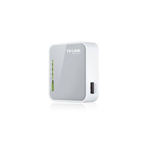 Roteador TP-Link TL-MR3020, 300Mbps, USB para Modem 4G - Branco