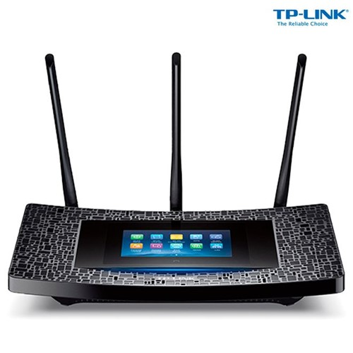 Roteador Wi-Fi Gigabit Touch Screen AC1900 Touch P5 - TP-Link