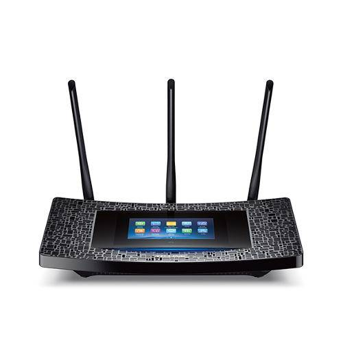 Roteador Wi-Fi Gigabit Touch Screen AC1900 Touch P5 TP-Link.