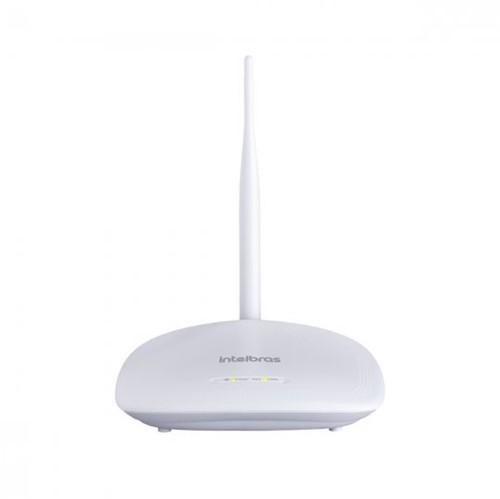 Roteador Wifi Intelbras Iwr1000n 150mbps 1 Antena 5dbi