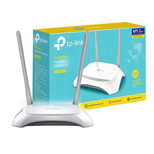 Roteador Wireles Potente Internet Computado Notebook Celular