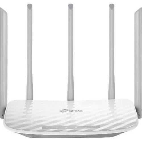 Roteador Wireless Dual Band 2.4/5.ghz Ac1350 Archer C60