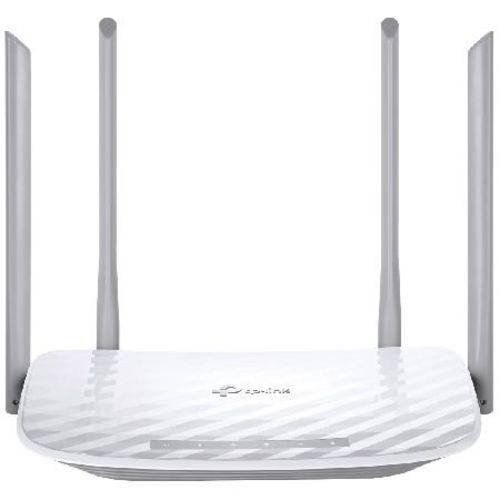 Roteador Wireless Dual Band 2.4/5ghz Ac1200 Archer 4 Antenas C50 (eu)