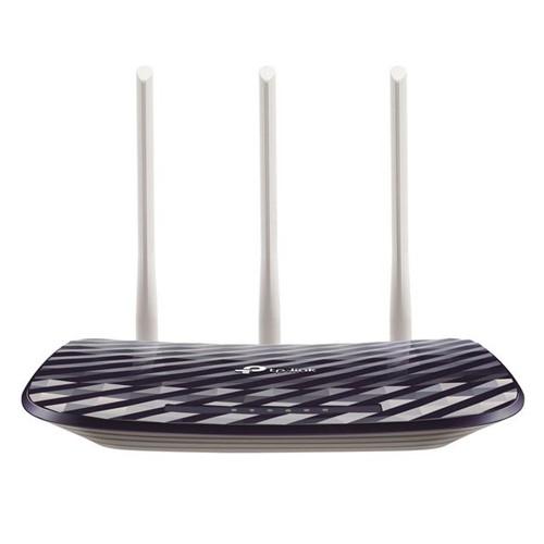 Roteador Wireless Dual Band AC750 Archer C20 TP-Link Preto