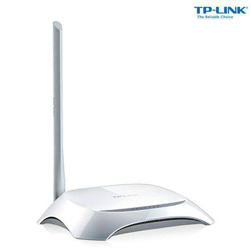 Roteador Wireless N 150mbps Tl-Wr720n - Tp-Link