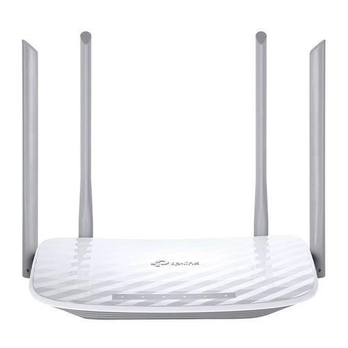 Roteador Wireless Tp-link Ac1200 Archer C50 V3 Dual Band 4 Antenas