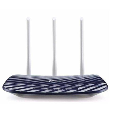Roteador Wireless Tp-Link Archer C20 Dual Band AC750MBPS Bivolt