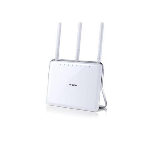 Roteador Wireless - Tp-Link Dual-Band Ac1900 - Branco - Archer C9