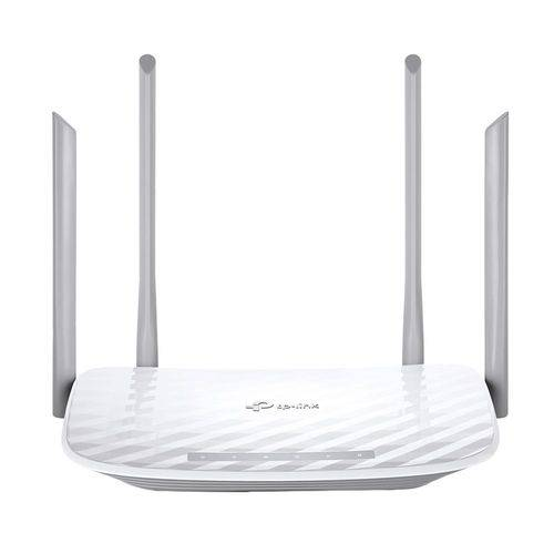 Roteadortp-link Wireless Ac1200 Archer C5 W Giga 4 Antenas Dual