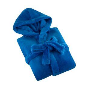Roupão Infantil Lepper Azul