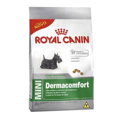 Royal Canin Mini Dermacomfort Ração para Cães Adultos - 2,5kg