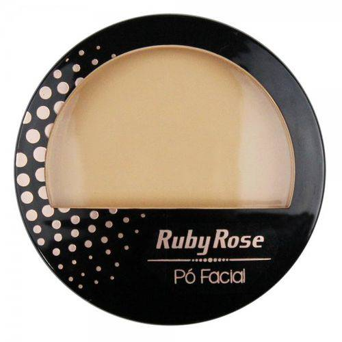 Ruby Rose Hb7112 Po Compacto Novo Pc05