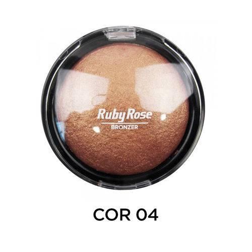 Ruby Rose Pó Bronzeador HB-7213 - Cor 4