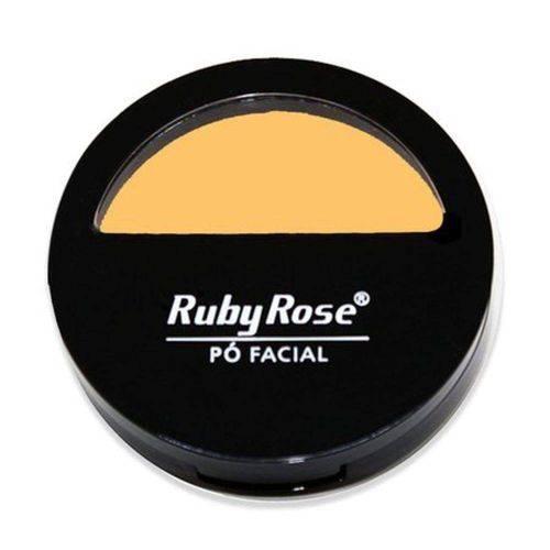Ruby Rose Pó Compacto 02 (Espelho)