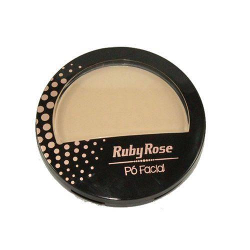 Ruby Rose - Pó Facial HB-7212 - PC03