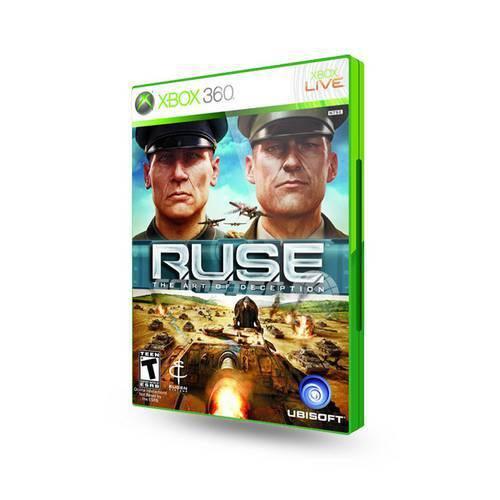 Ruse: The Art Of Deception - Xbox 360