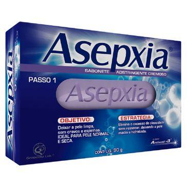 Sabonete Adstringente Cremoso Asepxia 90g
