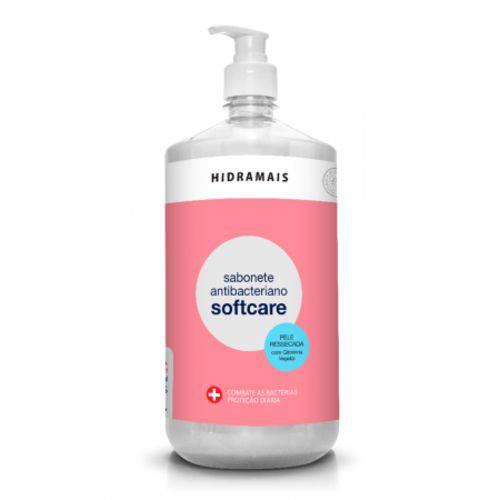 Sabonete Antibacteriano Softcare 1,2lts - HIDRAMAIS