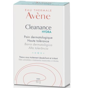 Sabonete Avène Cleanance Hydra-barra 80g