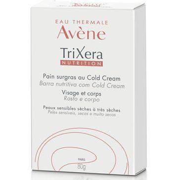 Sabonete Avene Trixera Nutrition 80g