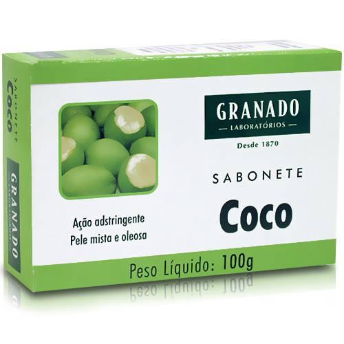 Sabonete de Coco 100g - Granado