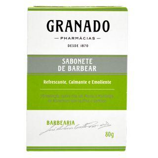 Sabonete em Barra de Barbear Granado - Barbearia 80g