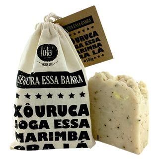 Sabonete em Barra Lola Cosmetics - Xô Uruca, Joga Essa Marimba Pra Lá 100g