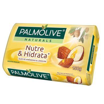 Sabonete em Barra Palmolive Naturals Nutre & Hidrata 150g