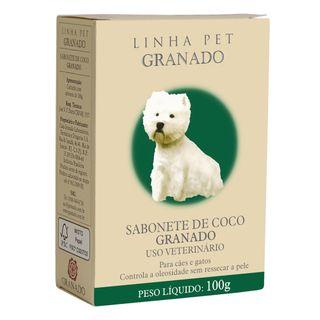 Sabonete em Barra Pet Granado - Coco 1 Un