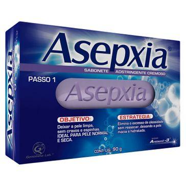 Sabonete Genomma Asepxia Adstringente Cremoso 90g