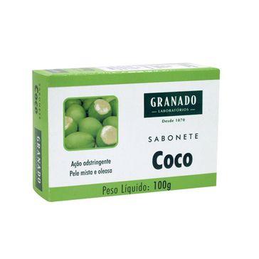 Sabonete Granado Coco 100g