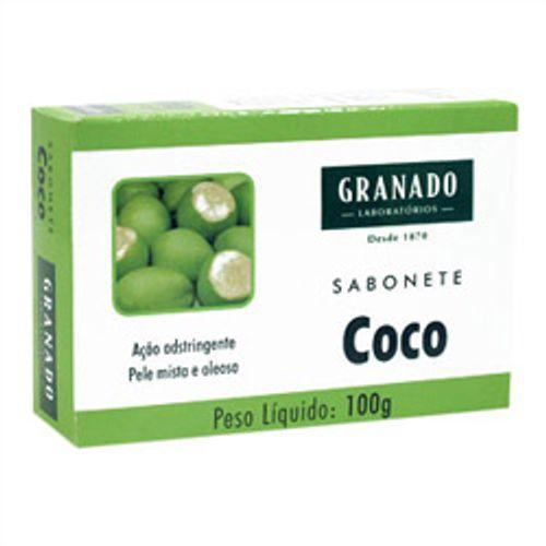 Sabonete Granado Coco 90g