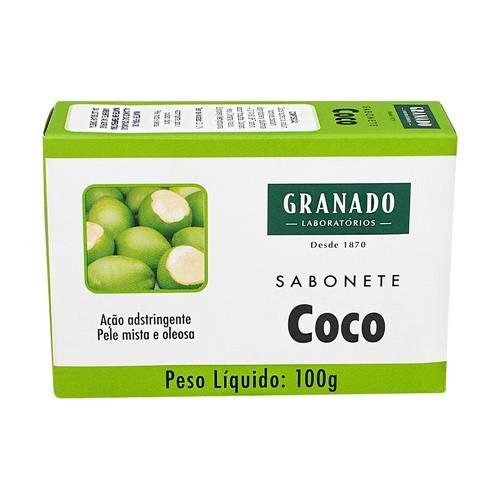 Sabonete Granado Coco com 100g