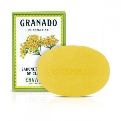 Sabonete Granado Glicerinado Erva-doce 90g