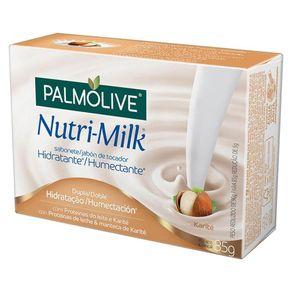 Sabonete Hidratante Nutri-Milk Pamolive 85g