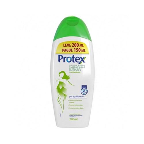 Sabonete Intimo Protex Fresh Equillibrium Leve 200ml Pague 150ml