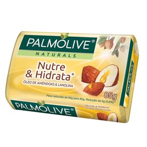 Sabonete Lanolina Palmolive Naturals 85g