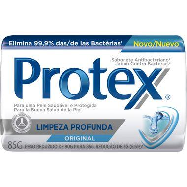 Sabonete Limpeza Profunda Protex 85g